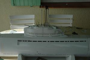 Sous-marin U-2540 type XXI