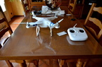 DRONE: DJI Phantom 2 avec Zenmuse H3-3D 3 axes