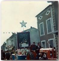 Fête des fleurs  Année 1979 (2)