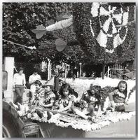 Fête des fleurs  Année 1979 (4)