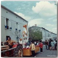 Fête des fleurs  Année 1979 (7)