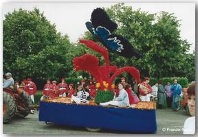 Fête des fleurs Année 1993 (2)