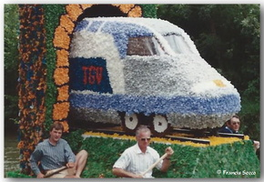 Fête des fleurs Année 1991 (7)