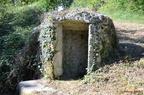 Le puits Gavache situé au lieu-dit St Germain sur les hauteurs de son village de La Sauvetat du Dropt.