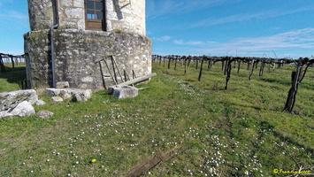 Photos prises par drone - Moulin à vent de Marquet du XVIII siècle (15)_GF