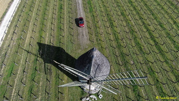 Photos prises par drone - Moulin à vent de Marquet du XVIII siècle (16)_GF