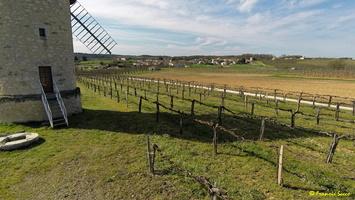 Photos prises par drone - Moulin à vent de Marquet du XVIII siècle (22)_GF