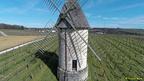 Moulin à vent de Marquet du XVIII siècle