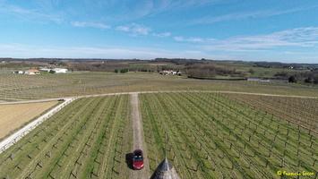 Photos prises par drone - Moulin à vent de Marquet du XVIII siècle (59)_GF