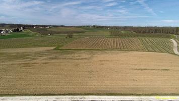 Photos prises par drone - Moulin à vent de Marquet du XVIII siècle (62)_GF