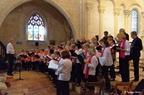 Eglise Saint-Germain / Concert / Le Chœur - Chanter  avec Gradignan 21