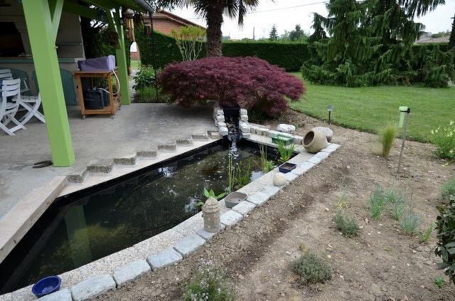 Jardin Japonais Avec Bassin. Best Jardin Japonais Ides De Conception ...