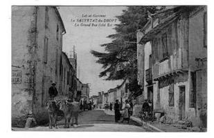 Grand-Rue (côté Est)