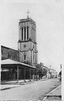 La halle et son église