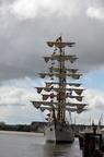 Fête du fleuve et la solitaire du Figaro 2013