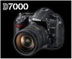 Réglages Nikon D7000