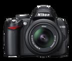 Mon épouse Reflex Nikon D3000