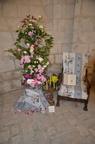 Fête des fleurs / composition florales de Monteton