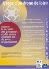 LES 10 RÈGLES D'USAGE D'UN DRONE DE LOISIR