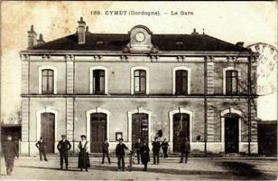 Gare d'Eymet