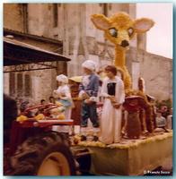 Fête des fleurs  Année 1979 (25)