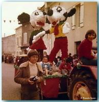 Fête des fleurs  Année 1979 (26)