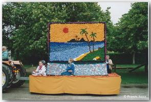 Fête des fleurs Année 1993 (8)