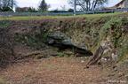 Découverte d'une source et puits gavache à La Sauvetat du Dropt