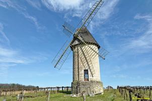Photo prise avec Reflex Nikon D7000 - Moulin à vent de Marquet du XVIII siècle (13)