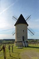 Photo prise avec Reflex Nikon D7000 - Moulin à vent de Marquet du XVIII siècle (8)