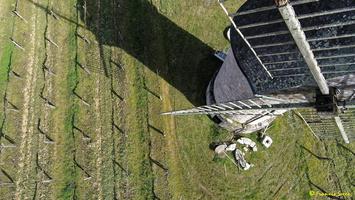 Photos prises par drone - Moulin à vent de Marquet du XVIII siècle (13)_GF