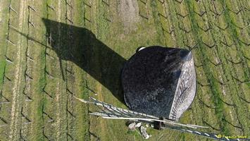 Photos prises par drone - Moulin à vent de Marquet du XVIII siècle (14)_GF