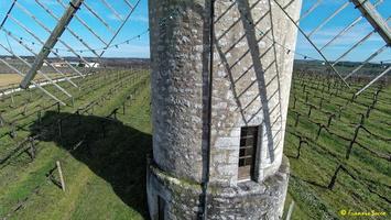 Photos prises par drone - Moulin à vent de Marquet du XVIII siècle (19)_GF