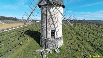 Photos prises par drone - Moulin à vent de Marquet du XVIII siècle (20)_GF
