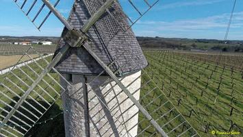 Photos prises par drone - Moulin à vent de Marquet du XVIII siècle (26)_GF
