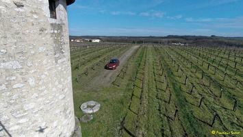 Photos prises par drone - Moulin à vent de Marquet du XVIII siècle (28)_GF