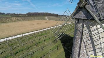Photos prises par drone - Moulin à vent de Marquet du XVIII siècle (30)_GF