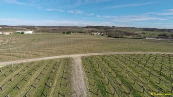 Photos prises par drone - Moulin à vent de Marquet du XVIII siècle (37)_GF
