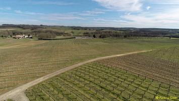 Photos prises par drone - Moulin à vent de Marquet du XVIII siècle (38)_GF