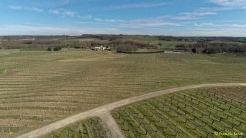 Photos prises par drone - Moulin à vent de Marquet du XVIII siècle (54)_GF