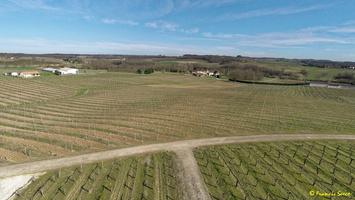Photos prises par drone - Moulin à vent de Marquet du XVIII siècle (61)_GF