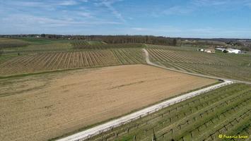Photos prises par drone - Moulin à vent de Marquet du XVIII siècle (65)_GF
