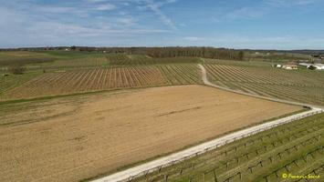 Photos prises par drone - Moulin à vent de Marquet du XVIII siècle (69)_GF