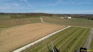 Photos prises par drone - Moulin à vent de Marquet du XVIII siècle (70)_GF